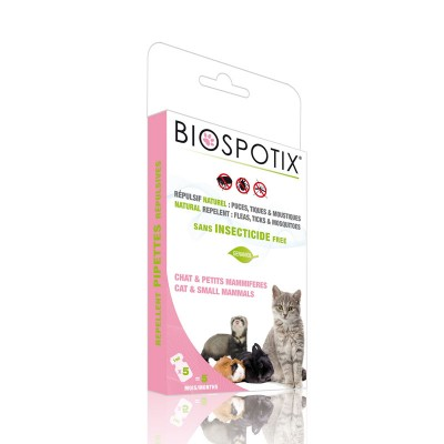 Biospotix Pipetas Spot-On Natural