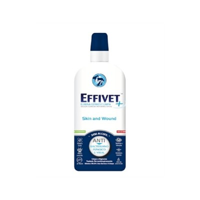 Effivet Skin and Wound Antimicrobiano Hidrogel