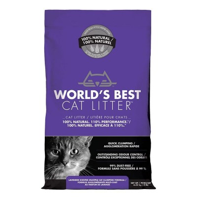World's Best Cat Litter Lavanda