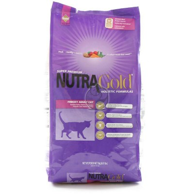 Nutra Gold Adult Cat Finicky