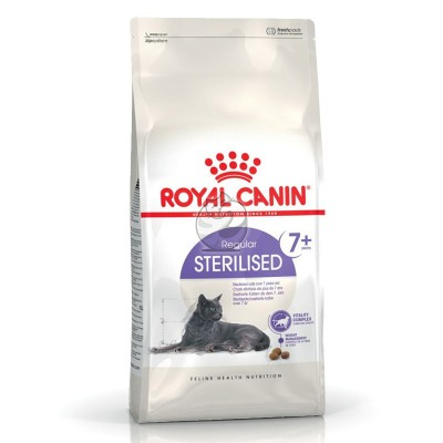 Royal Canin Seca Sterilised 7+