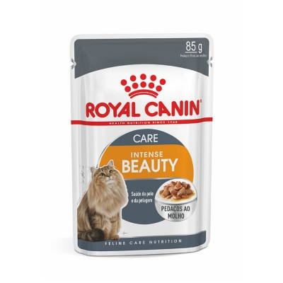 Royal Canin Wet Intense Beauty Care Geleia