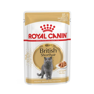 Royal Canin Wet British Shorthair