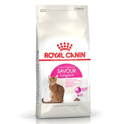 Royal Canin Seca Savour Exigent Adulto