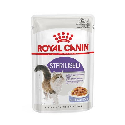 Royal Canin Wet Sterilised Geleia