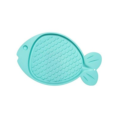 Loving Pets Bella Tapete Spill-Proof Fish-Shaped