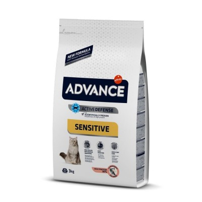 Advance Adult Sensitive Salmão & Arroz